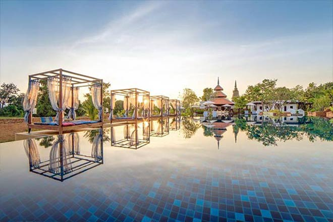 Top Boutique Hotels in Sukhothai