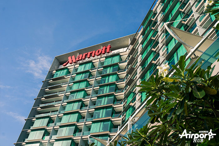 Rayong Marriott Resort & Spa, the only 5 stars resort in Rayong