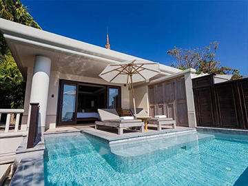 Top Pool Villa Hotels in Phuket