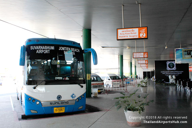 ​Shuttle Bus within Airport