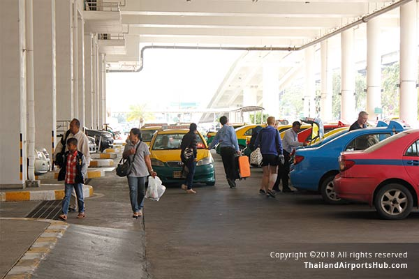 Taxi Don Mueang