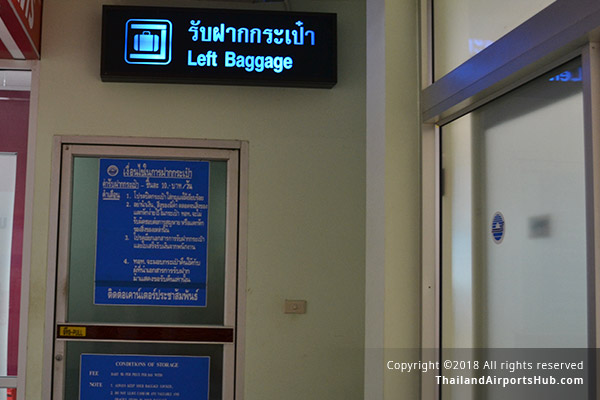 Luggage Services in Hatyai Airport