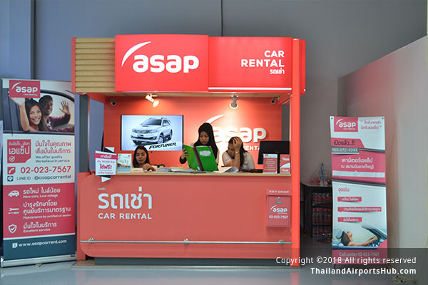 Hat Yai Airport Car Rental