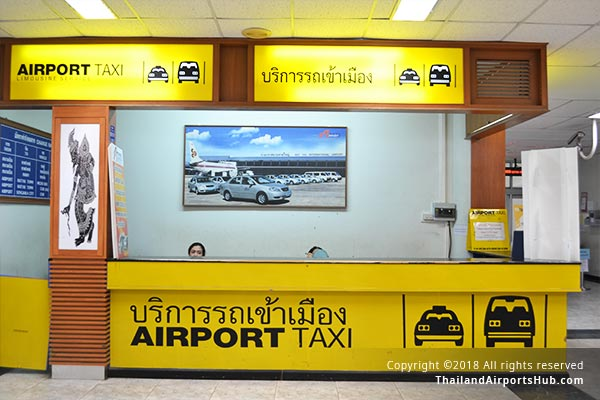 Public Transport - Hat Yai Airport (HDY)